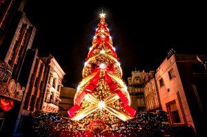 クリスマスツリー スニップ