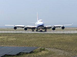 関西空港バックヤードツアー